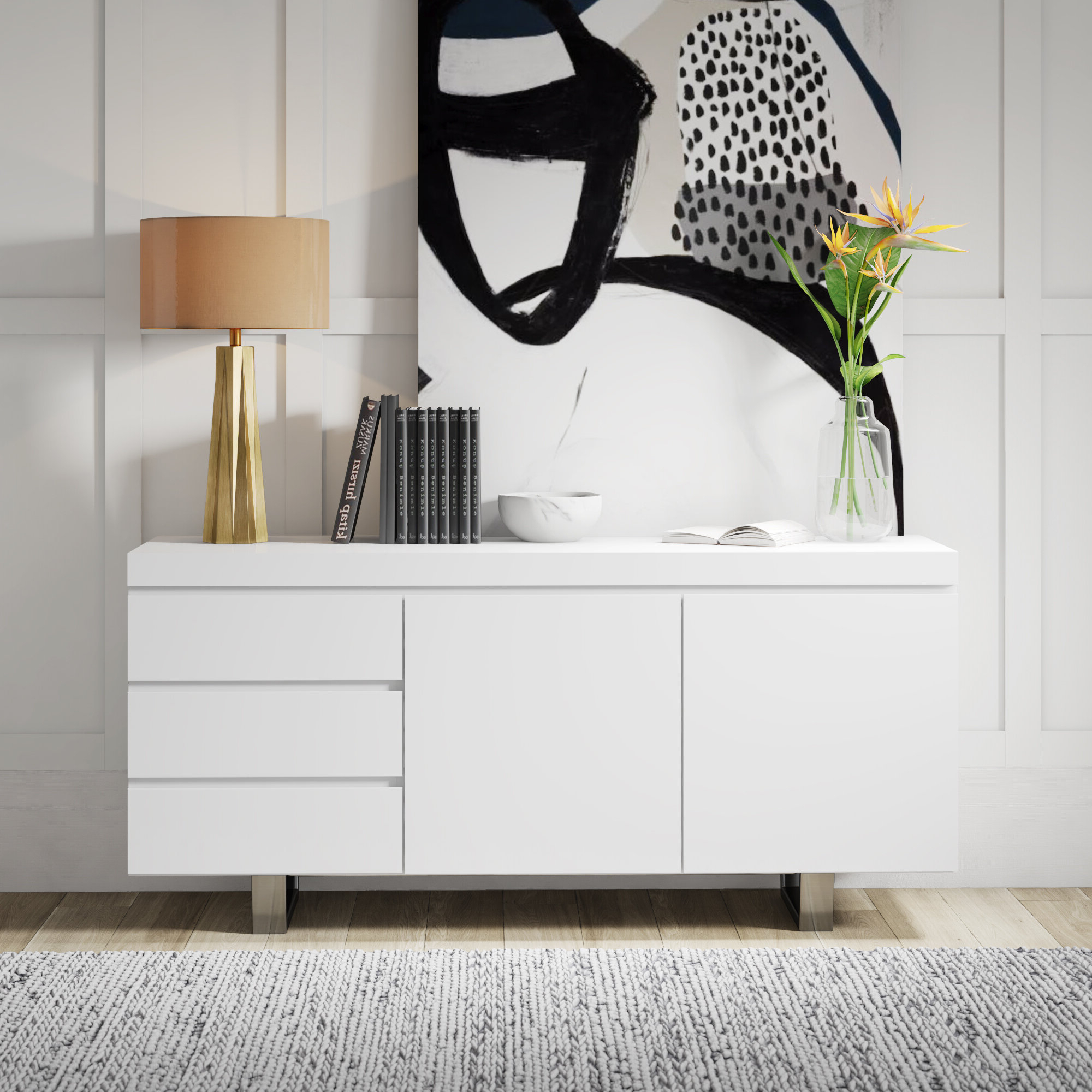 Most Up To Date Sienna Sideboard For Wendell Sideboards (Gallery 20 of 20)