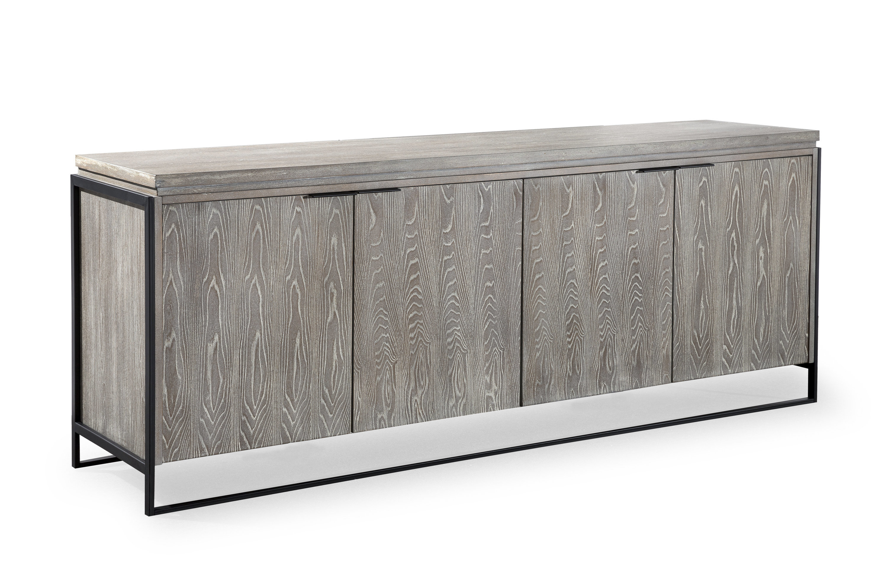 Most Up To Date Steinhatchee Reclaimed Pine 4 Door Sideboards With Zybert Sideboard (View 9 of 20)