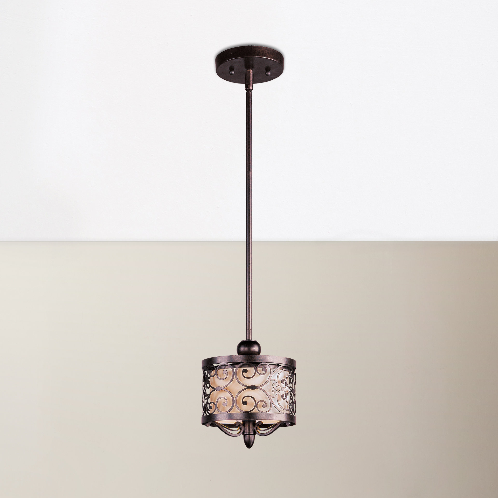 Most Up To Date Tadwick 3 Light Single Drum Chandeliers For Bellamira 1 Light Drum Pendant (Gallery 16 of 20)