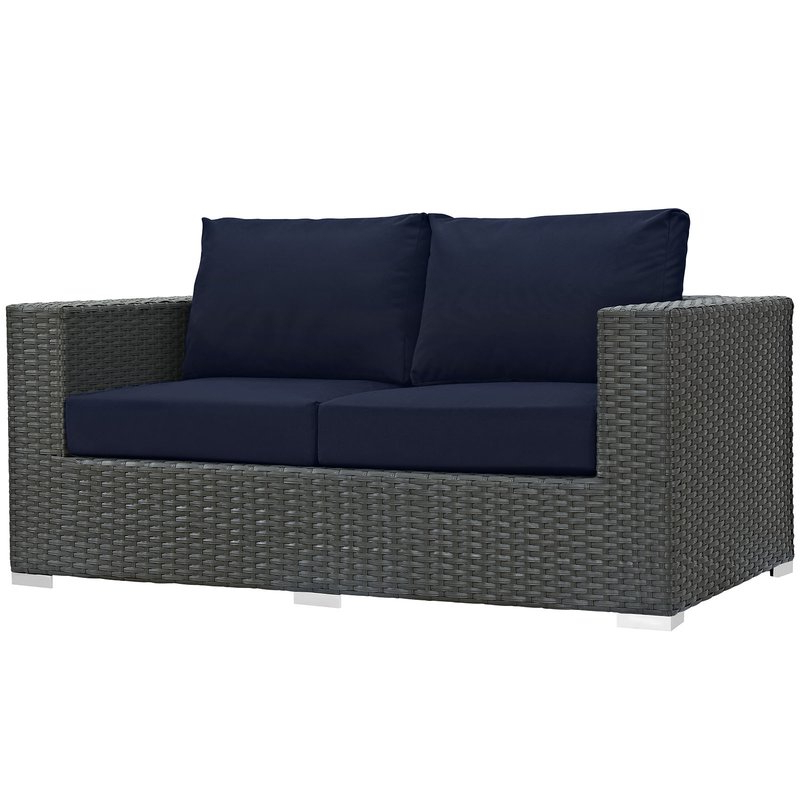 Most Up To Date Tripp Loveseat With Cushions Pertaining To Tripp Loveseats With Cushions (View 5 of 20)