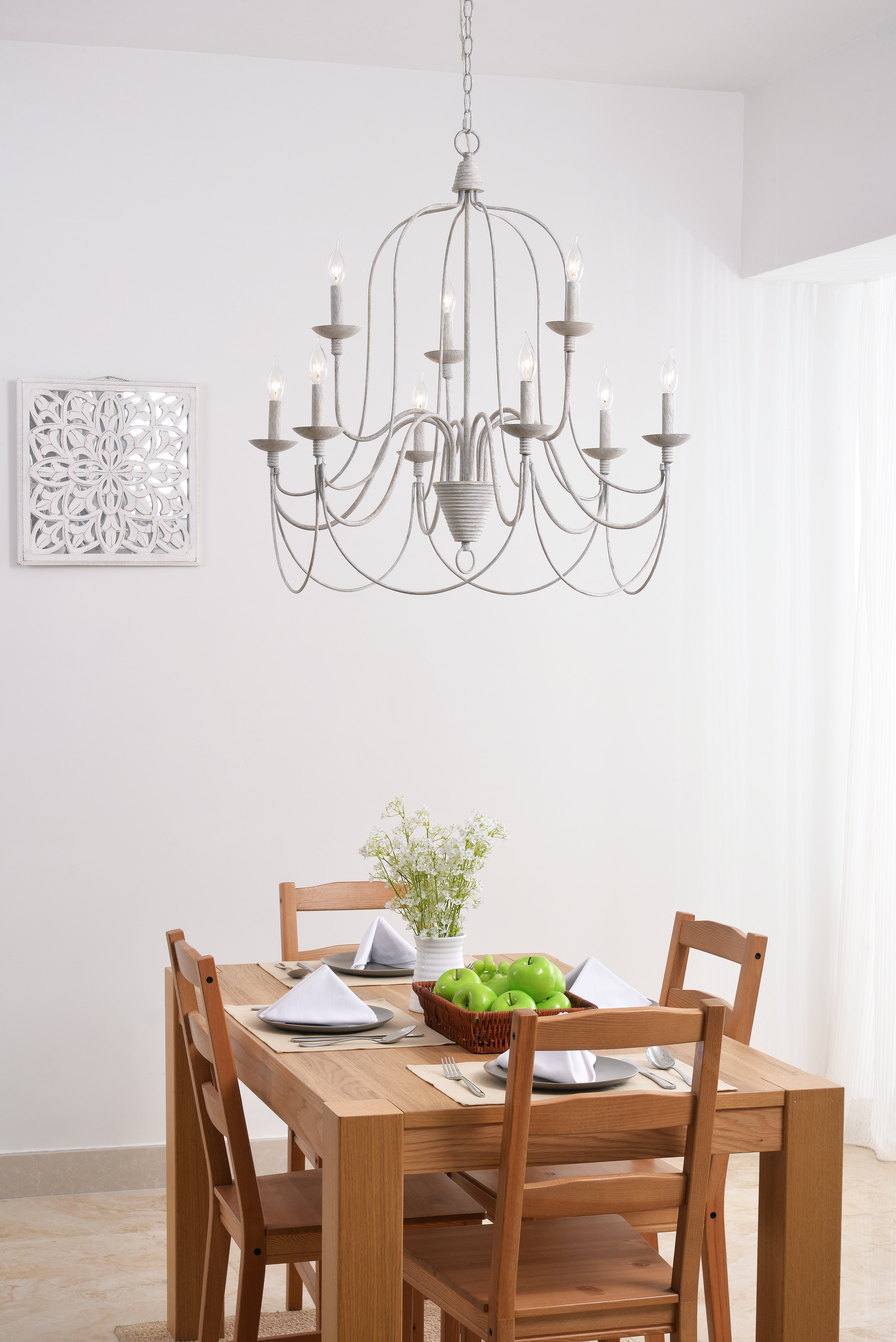 Most Up To Date Watford 9 Light Candle Style Chandelier Pertaining To Watford 6 Light Candle Style Chandeliers (Gallery 8 of 20)