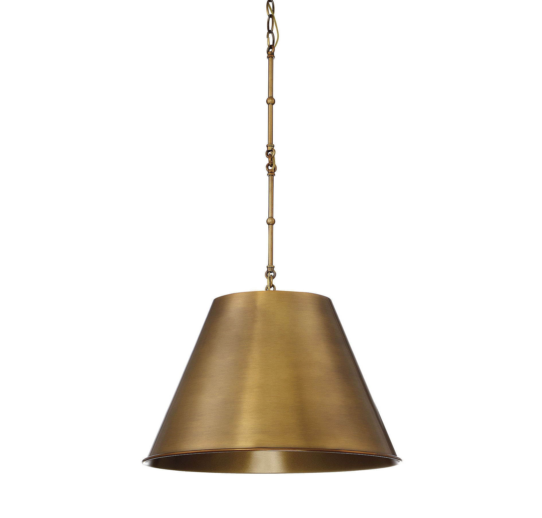 Featured Photo of Nadeau 1 Light Single Cone Pendants