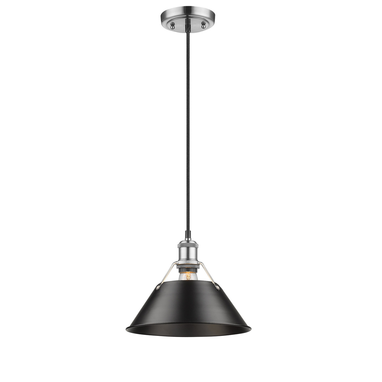 Nadeau 1 Light Single Cone Pendants With 2019 Weatherford 1 Light Single Cone Pendant (Gallery 14 of 20)