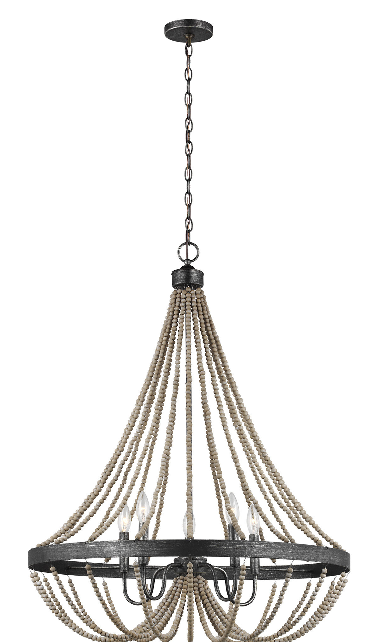 New Braunfels 5 Light Empire Chandelier Regarding Famous Ladonna 5 Light Novelty Chandeliers (View 14 of 20)