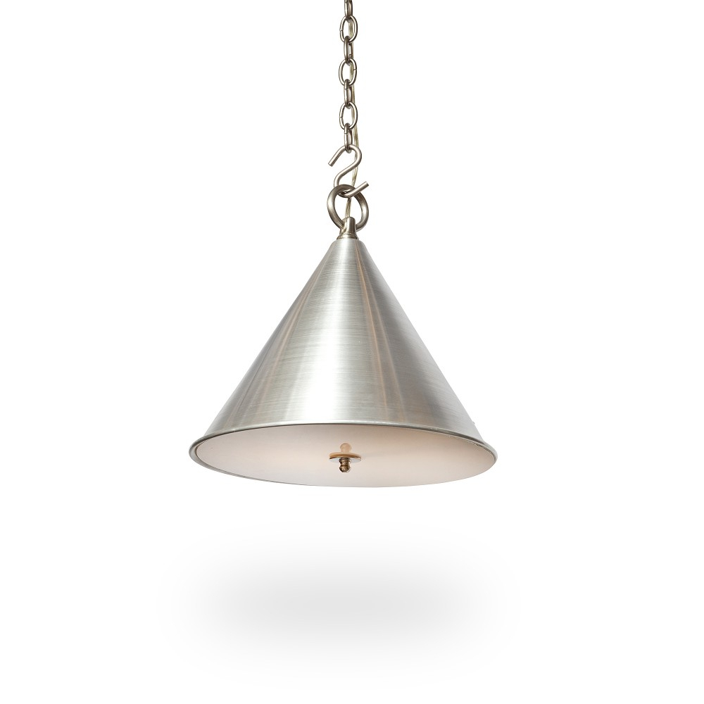 """Newest 20"""" Cone Light With Diffuser – Ann Morris – Custom Lighting With Regard To Moris 1 Light Cone Pendants (Gallery 7 of 20)"""