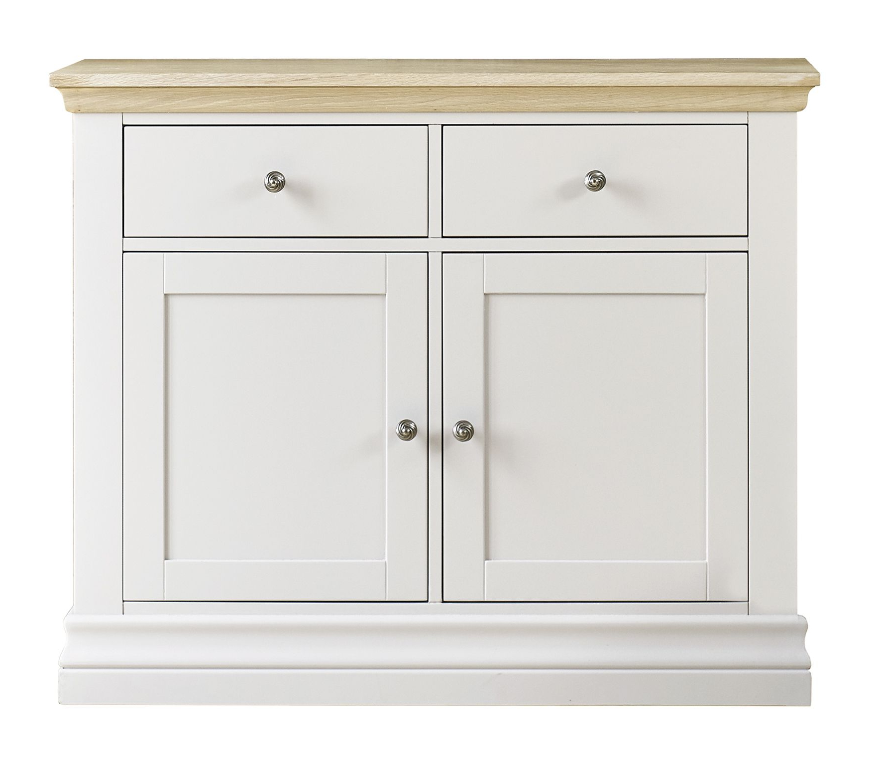Newest Annecy Sideboards Pertaining To Corndell Annecy Small Sideboard Hand Painted In A Clean (View 6 of 20)