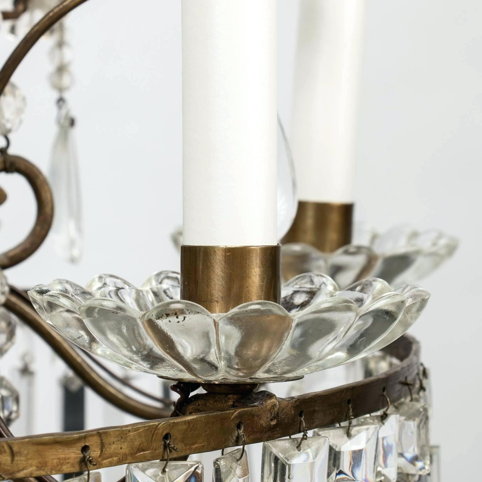 Newest Armande Candle Style Chandeliers With Candle Style Chandelier – Bossmummy (Gallery 14 of 20)