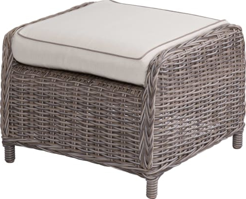 Newest Avadi Outdoor Sofas & Ottomans 3 Piece Set For Southern Enterprises Od (View 7 of 20)
