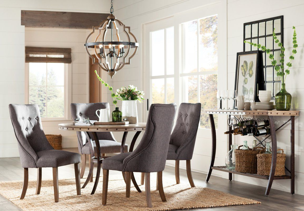 Newest Bennington 6 Light Candle Style Chandeliers Intended For Bennington 6 Light Candle Style Chandelier In 2019 (Gallery 9 of 20)
