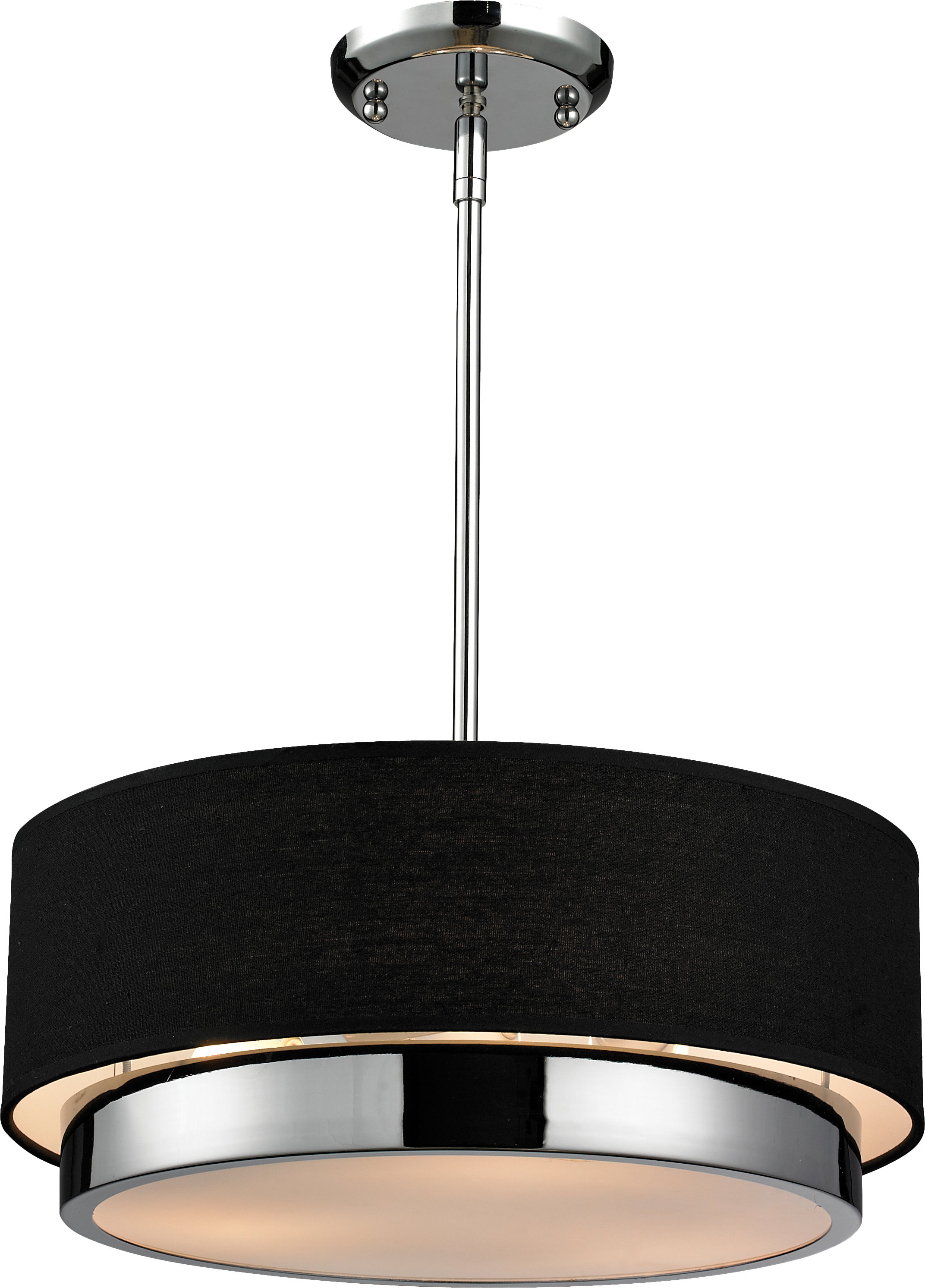 Newest Breithaup 7 Light Drum Chandeliers For Alvarez 3 Light Drum Chandelier (Gallery 13 of 20)