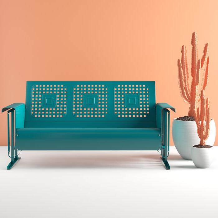 Newest Corentin Patio Sofas Pertaining To Corentin Patio Sofa (Gallery 1 of 20)