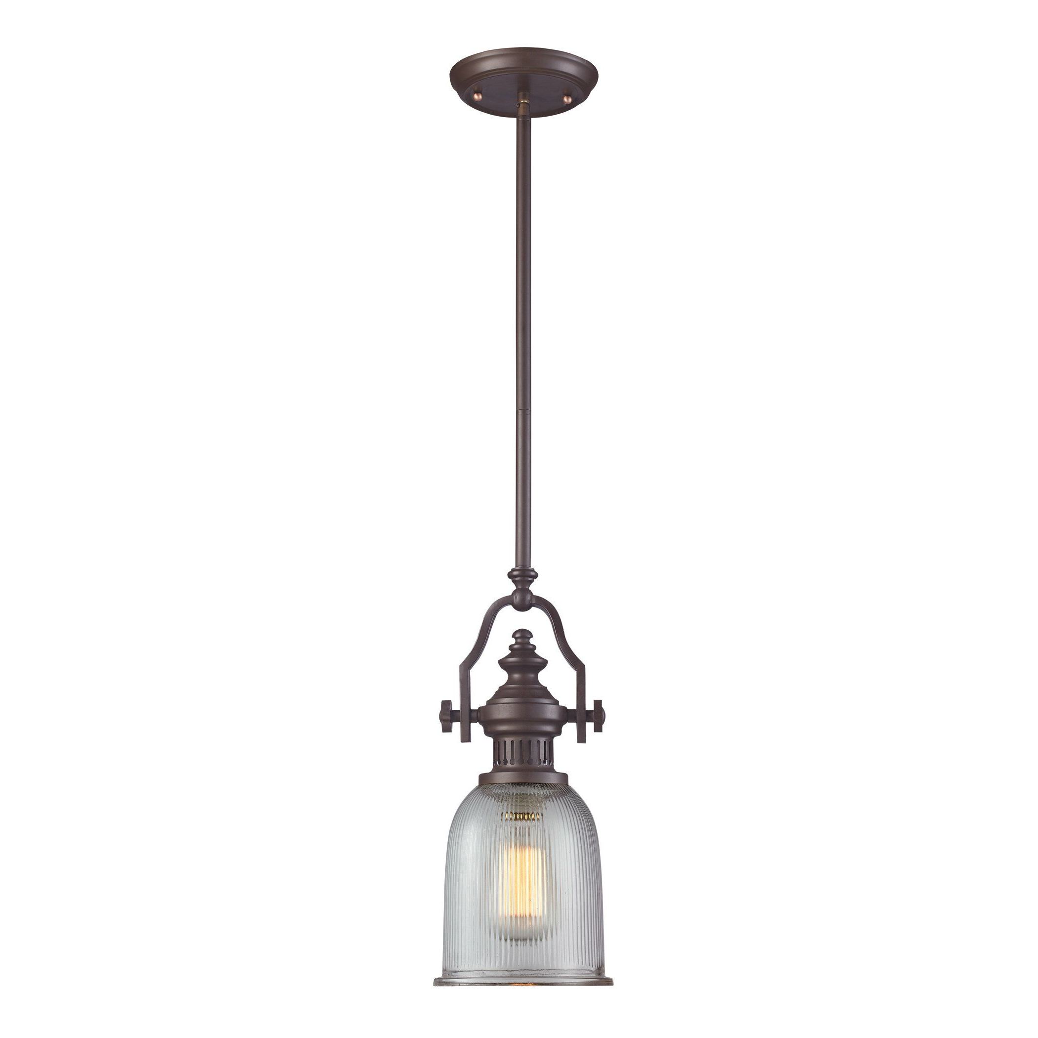 Newest Erico 1 Light Single Bell Pendants Throughout Erico 1 Light Cone Pendant (View 9 of 20)