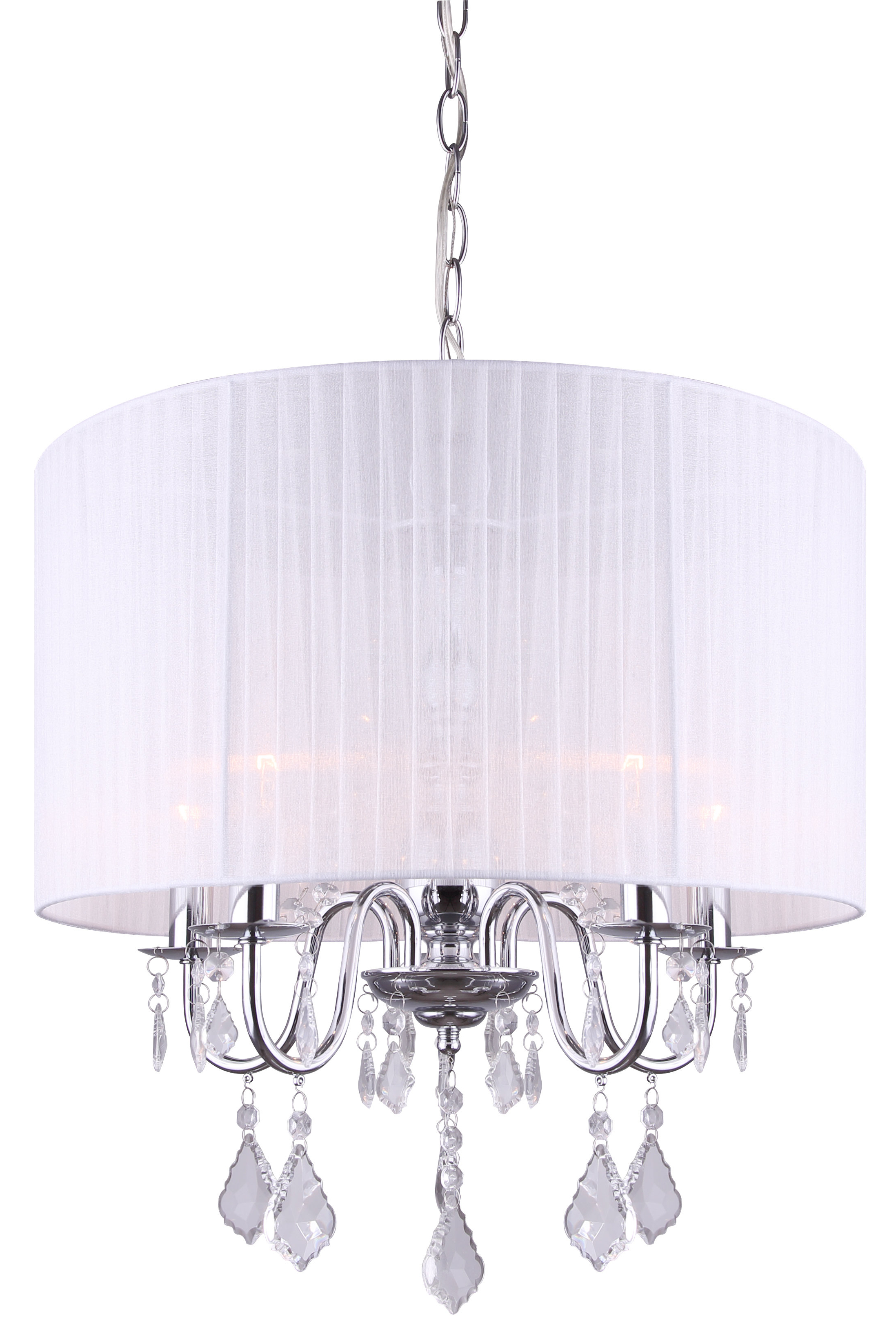 Newest Willa Arlo Interiors Buster 5 Light Drum Chandelier Regarding Buster 5 Light Drum Chandeliers (Gallery 2 of 20)