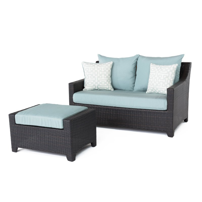 Northridge Loveseat With Cushions For 2020 Northridge Loveseats With Cushions (View 7 of 20)