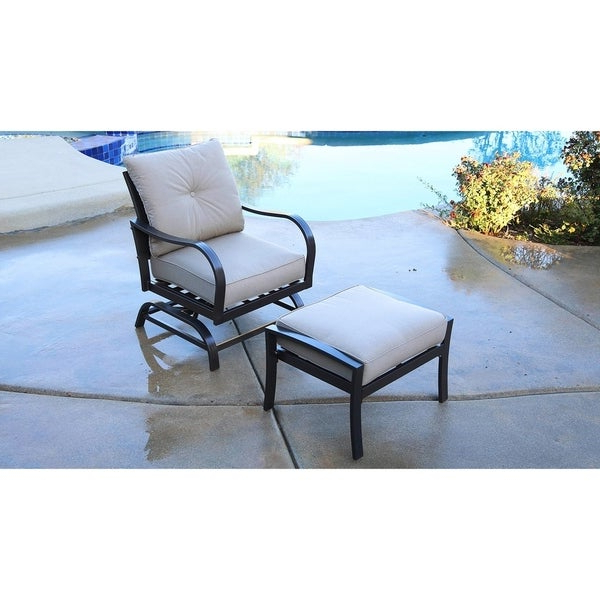 Northridge Patio Sofas With Sunbrella Cushions In Well Known Shop North Ridge 2 Pc Lounge Set – On Sale – Free Shipping (Gallery 19 of 20)