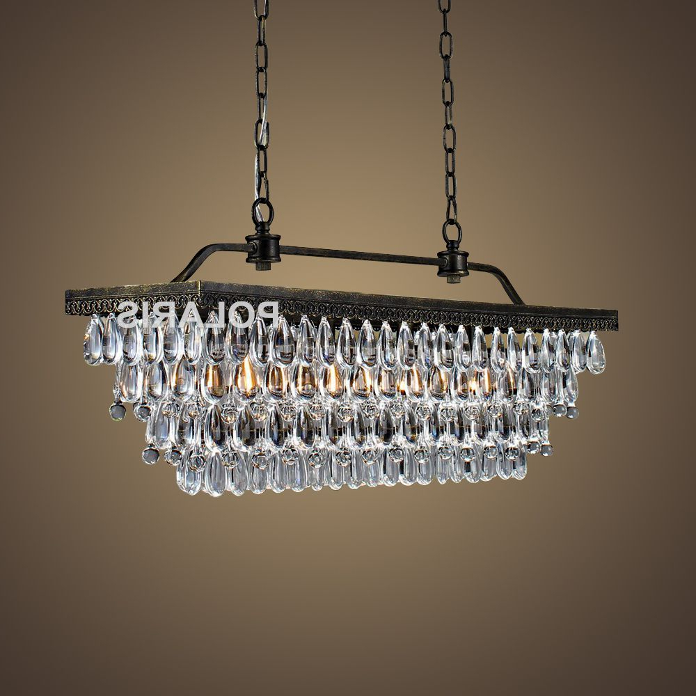 Online Buy Wholesale Chandelier Lighting From China Inside Most Recent Gracelyn 8 Light Kitchen Island Pendants (View 14 of 20)