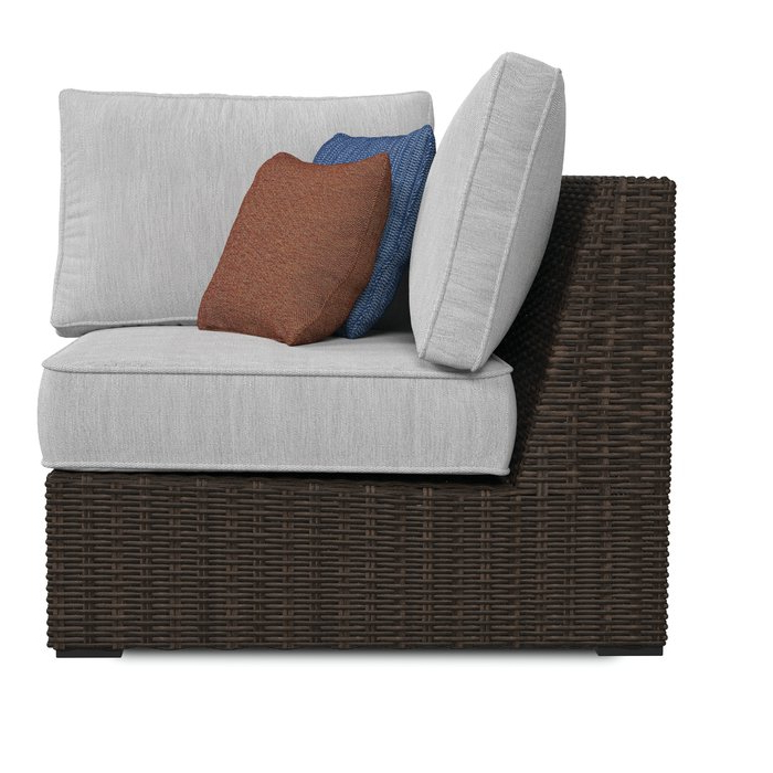 Oreland Patio Sofas With Cushions Inside Most Popular Oreland Patio Chair With Cushions (Gallery 4 of 20)