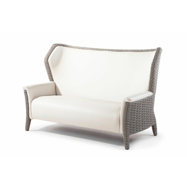 Out Door Patio Furniture With Regard To Brunswick Teak Loveseats With Cushions (View 14 of 20)