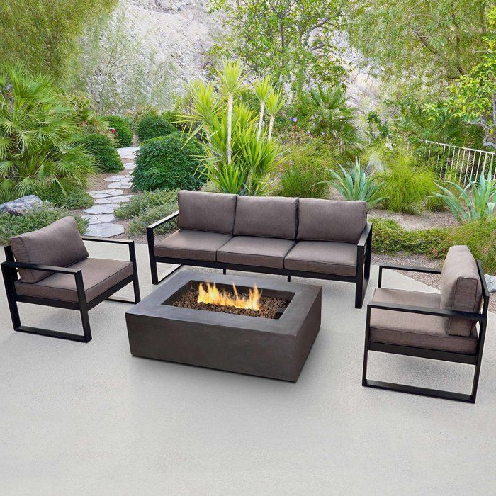 Outdoor Pertaining To Recent Baltic Patio Sofas With Cushions (Gallery 16 of 20)