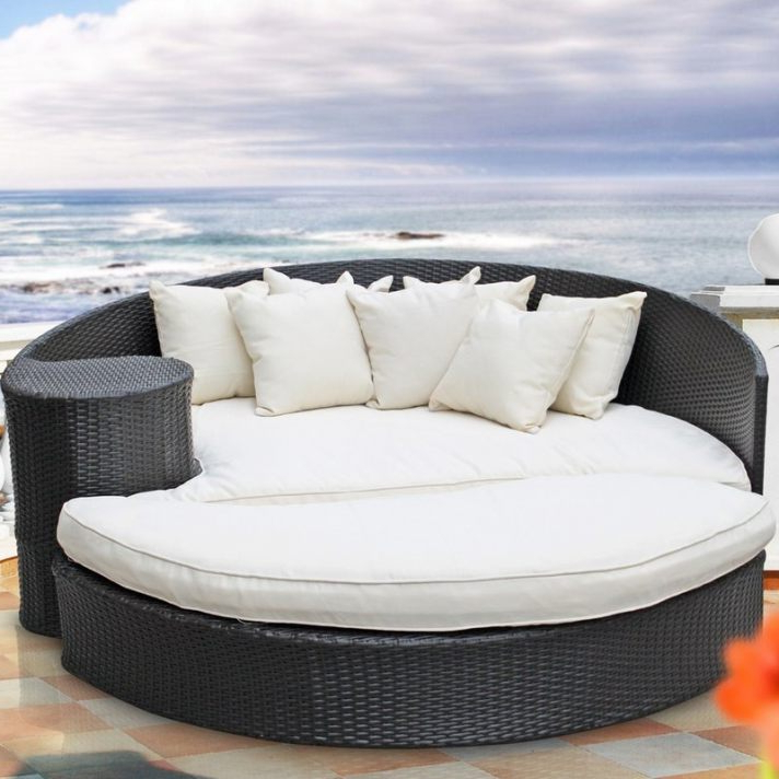 Outdoor Sofa Bed Great Ideas #10 Greening Outdoor Daybed Throughout Preferred Greening Outdoor Daybeds With Ottoman & Cushions (View 8 of 20)