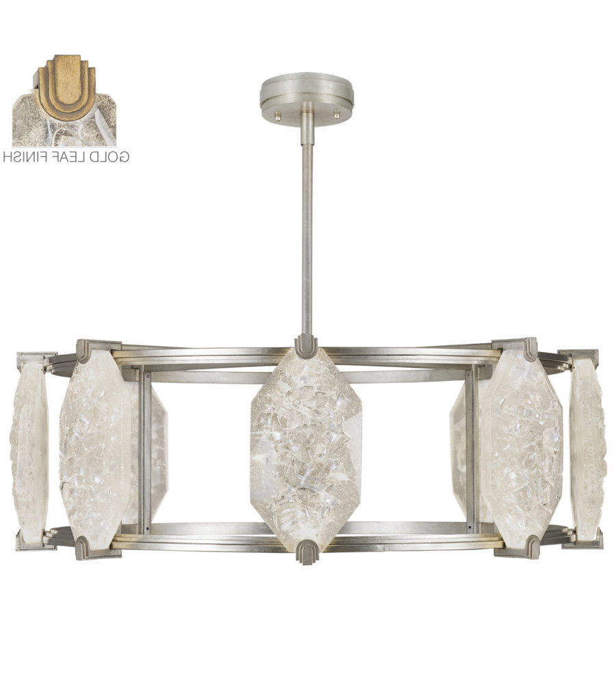 Paladino 6 Light Chandeliers Within Most Recent Fine Art Lamps 872840 21St Allison Paladino 16 Light Pendant In Gold (Gallery 17 of 20)