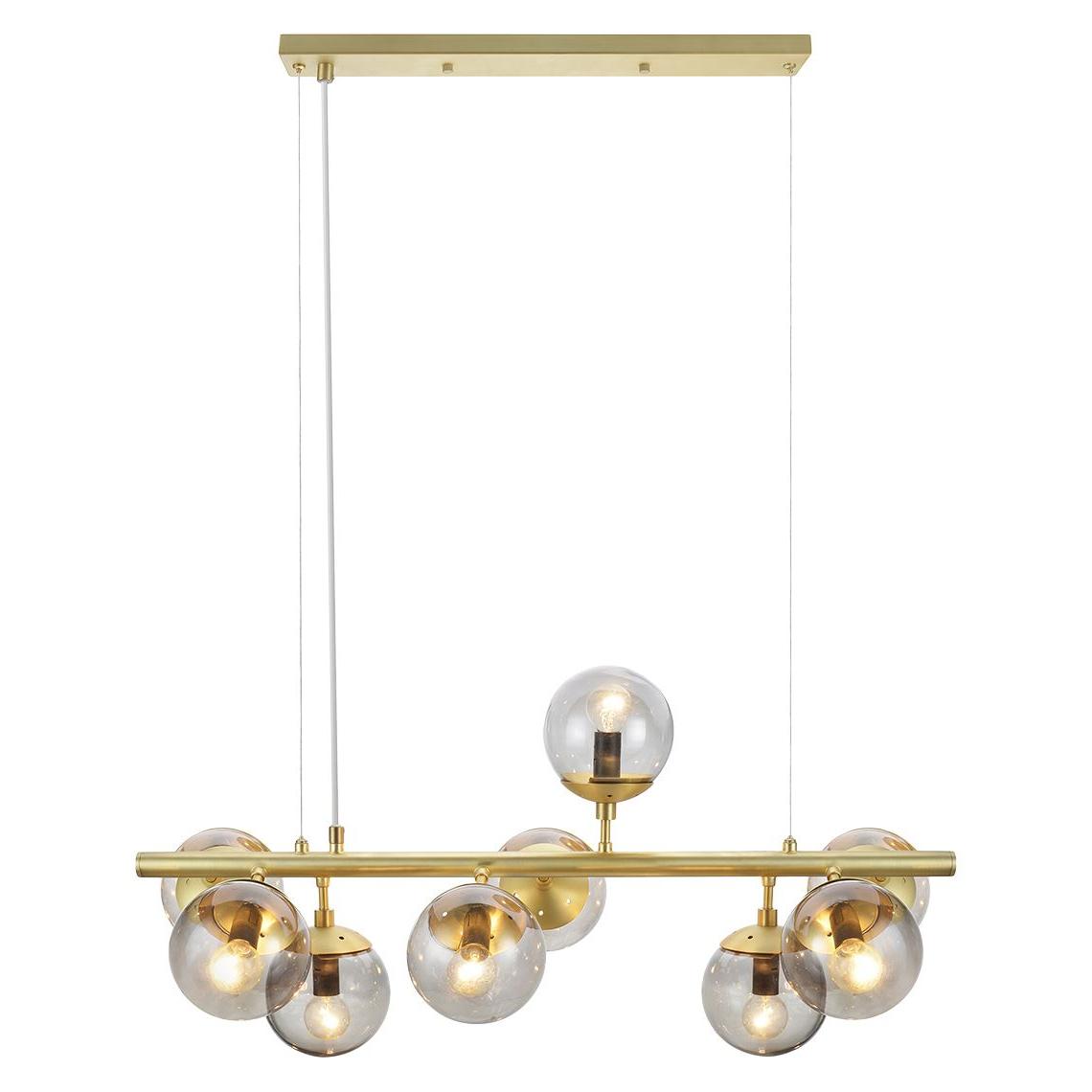Paladino Pendant, Brass Colour Regarding Most Up To Date Paladino 6 Light Chandeliers (Gallery 10 of 20)