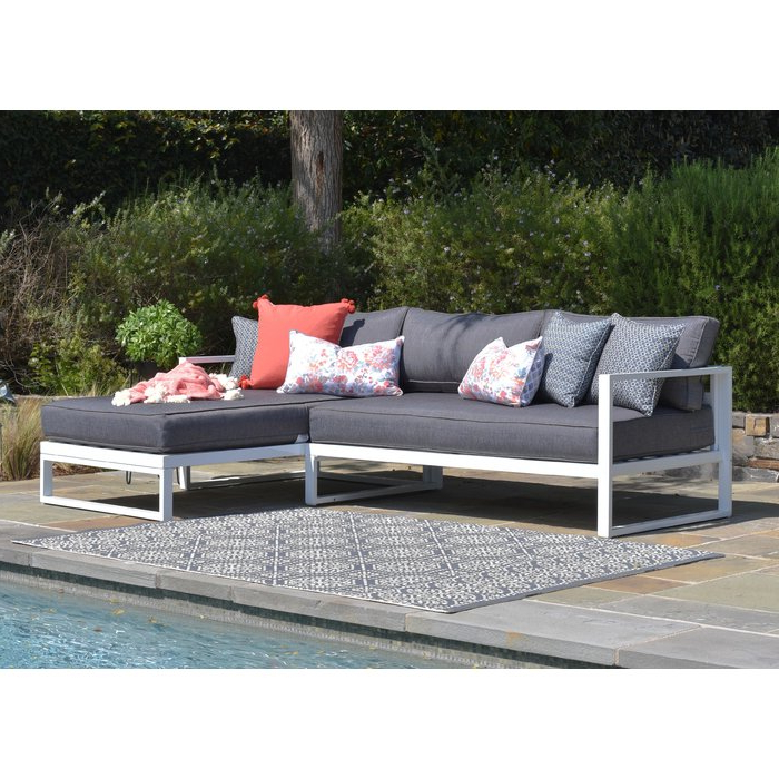 Featured Photo of Paloma Sectionals With Cushions