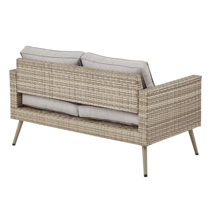 Pantano Loveseat With Cushions In Famous Pantano Loveseats With Cushions (Gallery 3 of 20)