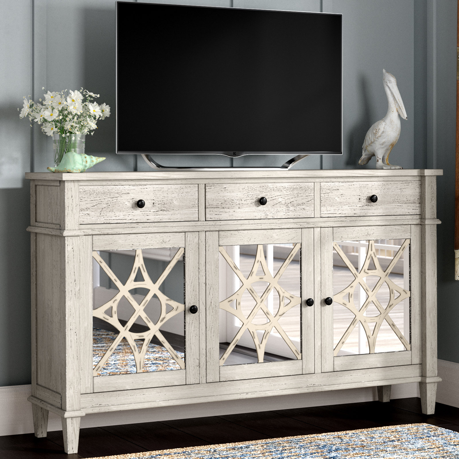 """Featured Photo of Parmelee Tv Stands For Tvs Up To 65"""""""