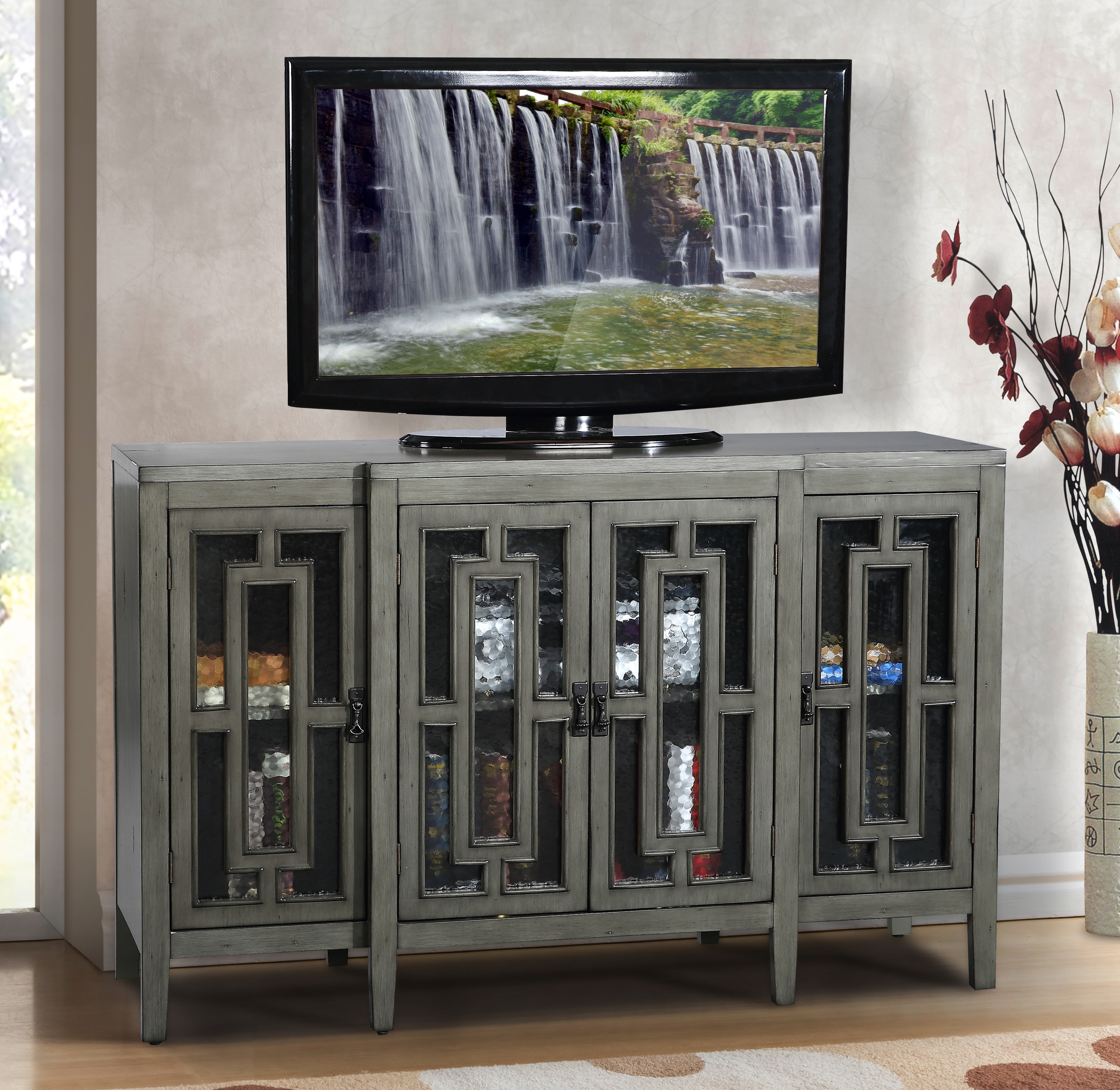 """Parmelee Tv Stands For Tvs Up To 65"""" Regarding Most Current Kandice Tv Stand For Tvs Up To 70"""" (View 8 of 20)"""