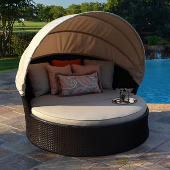 Patio Daybed (View 18 of 20)