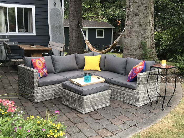 Patio In 2019 (Gallery 3 of 20)