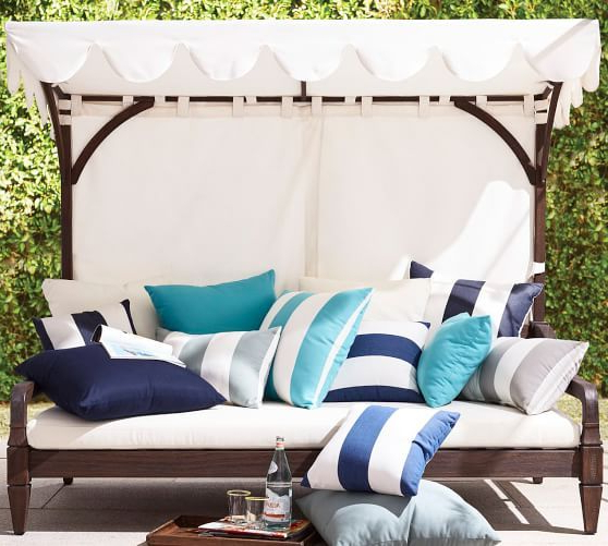 Patios & Porches Within Well Known Tiana Patio Daybeds With Cushions (Gallery 16 of 20)