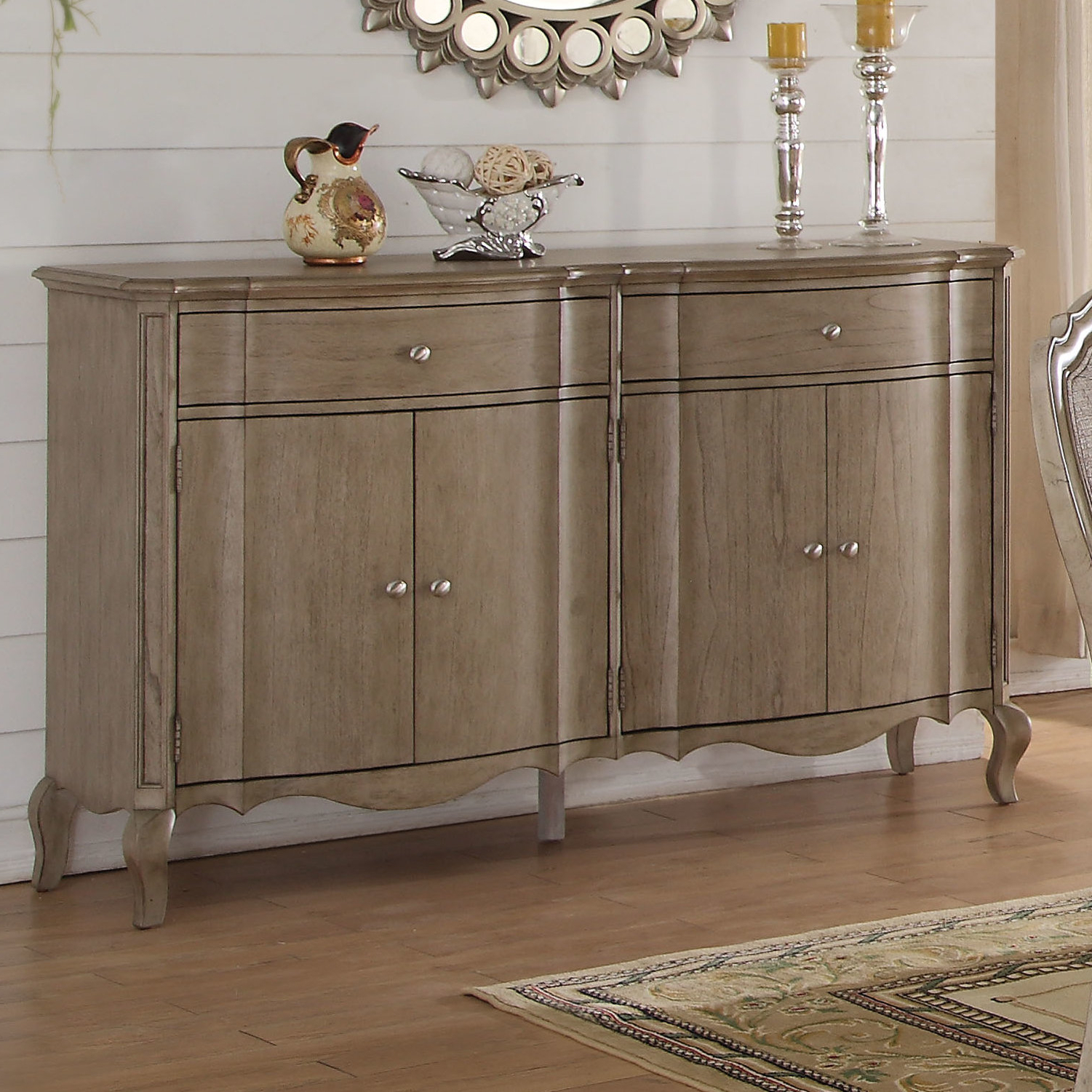 Payton Serving Sideboards With Regard To Preferred Donatella Sideboard (View 13 of 20)
