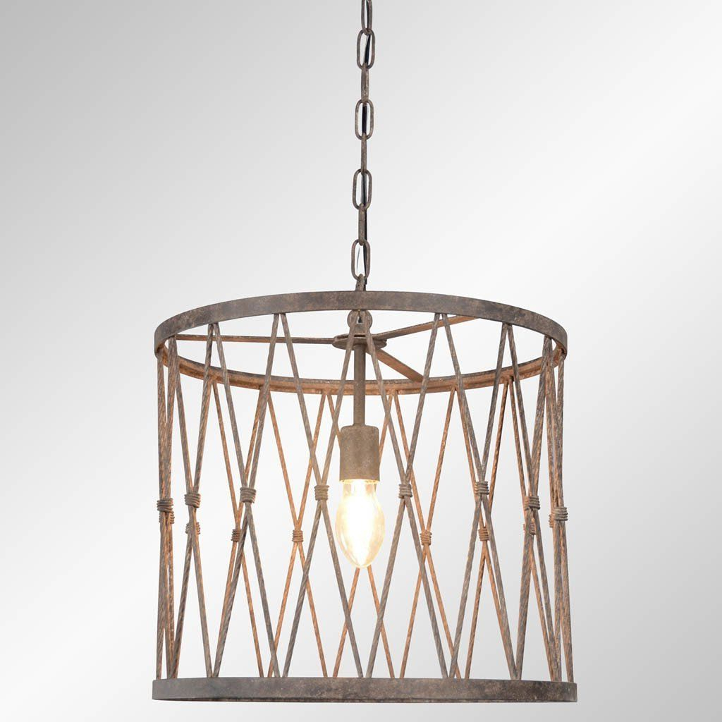 Pendant Lighting Intended For Cavanagh 4 Light Geometric Chandeliers (Gallery 19 of 20)