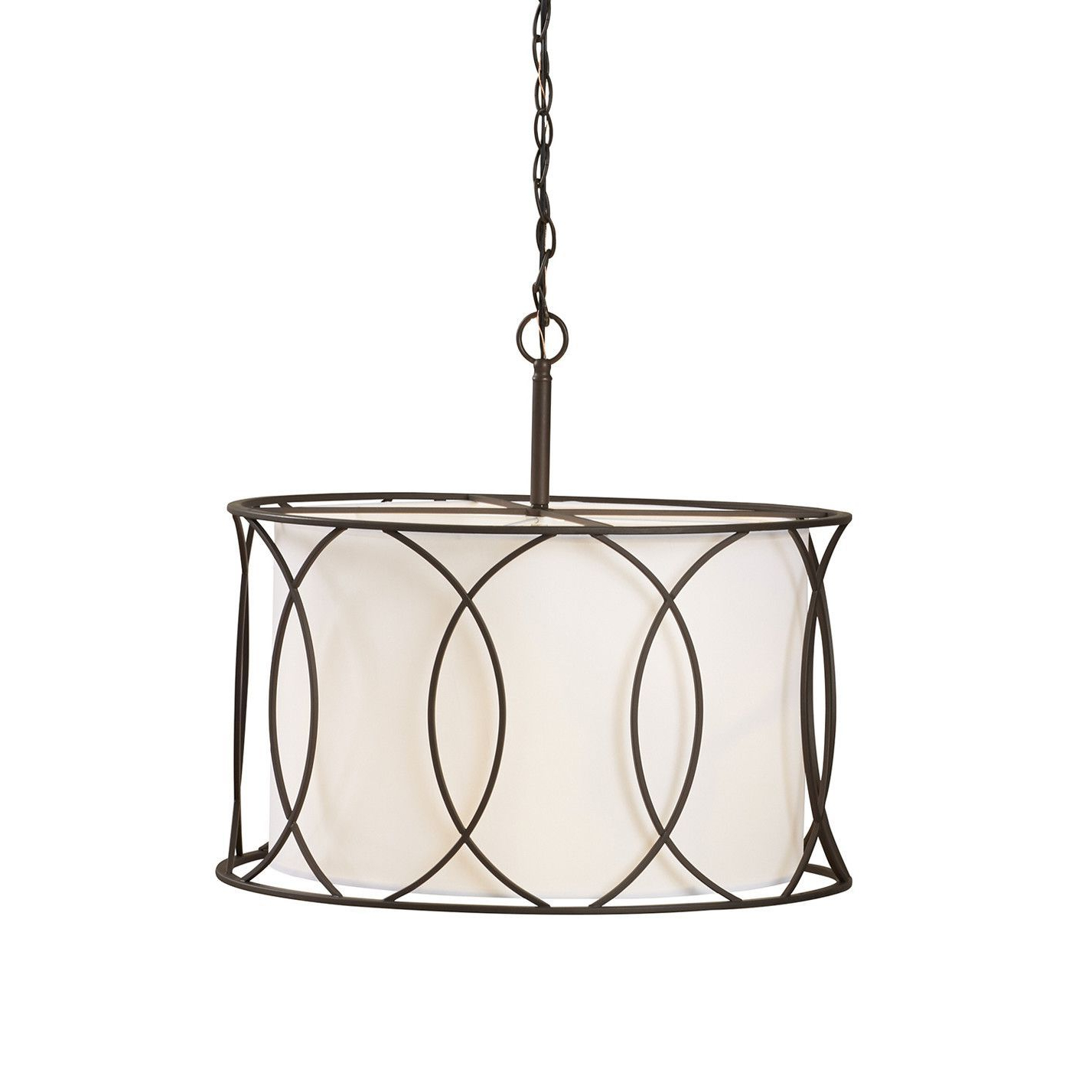 Pendant Within Tadwick 3 Light Single Drum Chandeliers (View 11 of 20)