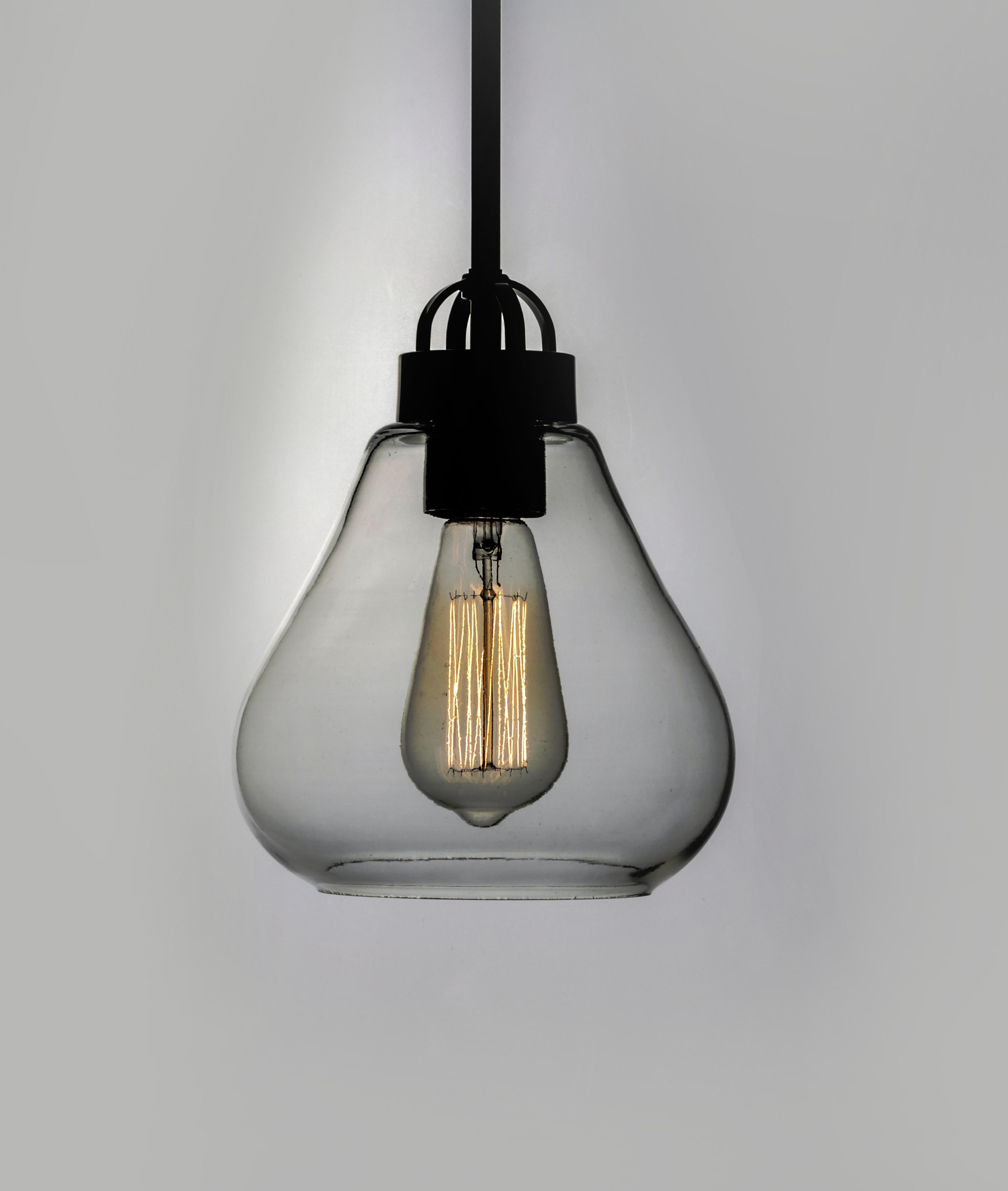Pewter & Silver & Satin Nickel Pendant Lighting You'll Love Regarding Fashionable Kimsey 1 Light Teardrop Pendants (Gallery 5 of 20)