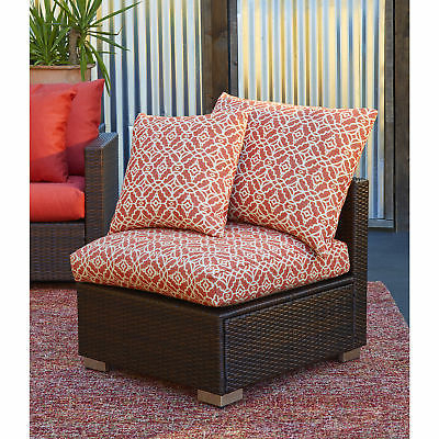 Picclick Within Mcmanis Patio Sofas With Cushion (View 16 of 20)