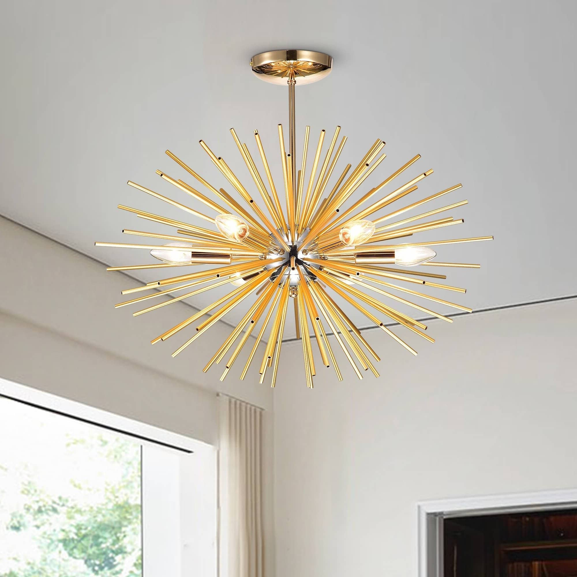 Pinterest – Пинтерест In Trendy Nelly 12 Light Sputnik Chandeliers (View 12 of 20)