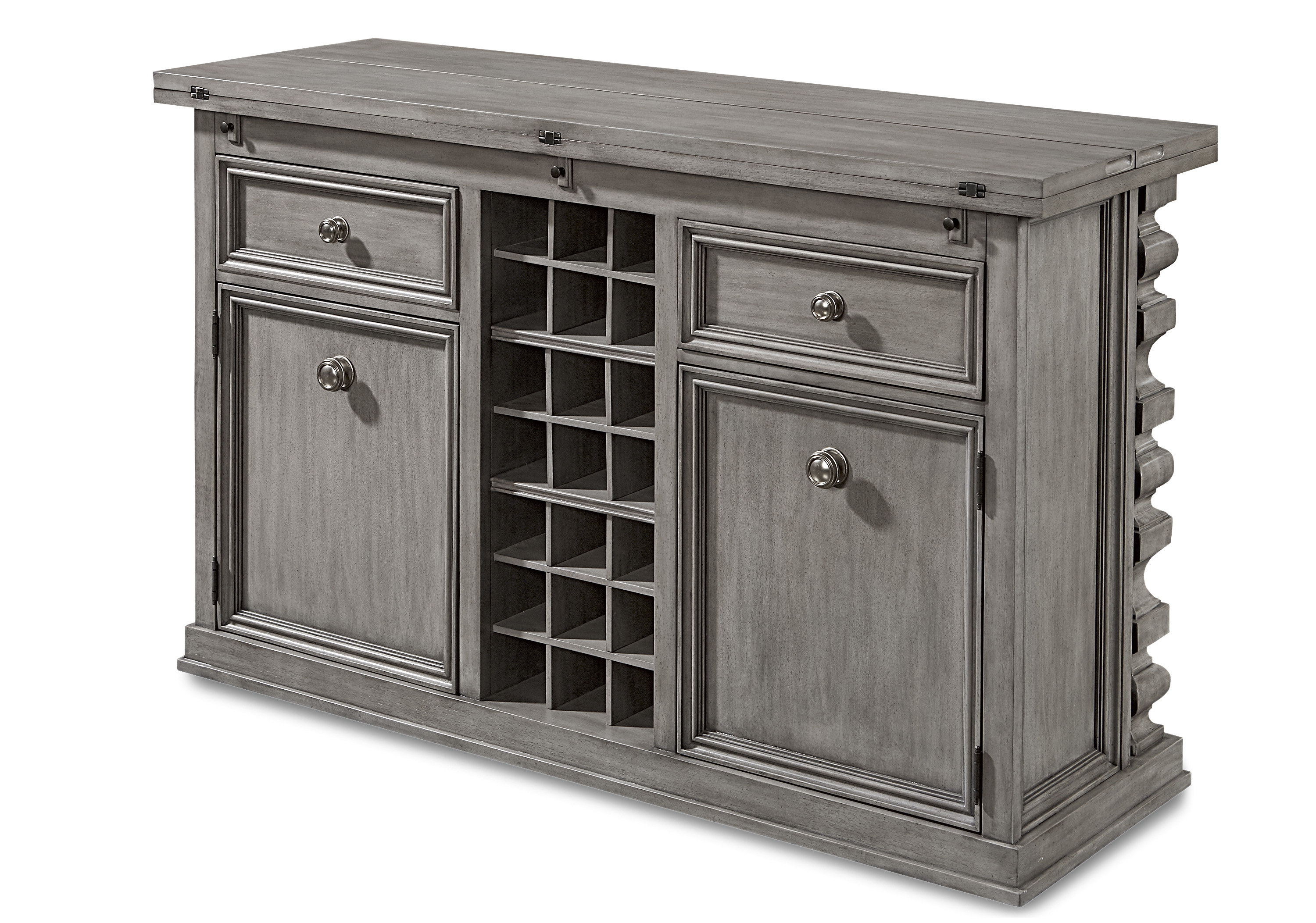 Popular Baleine 3 Drawer Sideboards With Regard To Aughalish Sideboard (View 7 of 20)