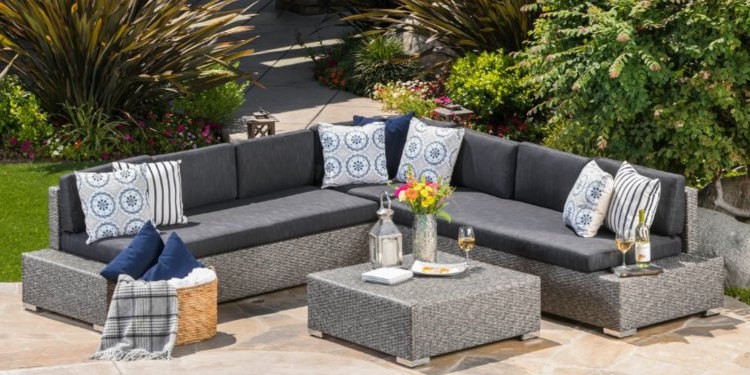 Popular Brentwood Patio Sofas With Cushions Inside 23 Outdoor Furniture Sales And Deals To Take Advantage Of (View 15 of 20)