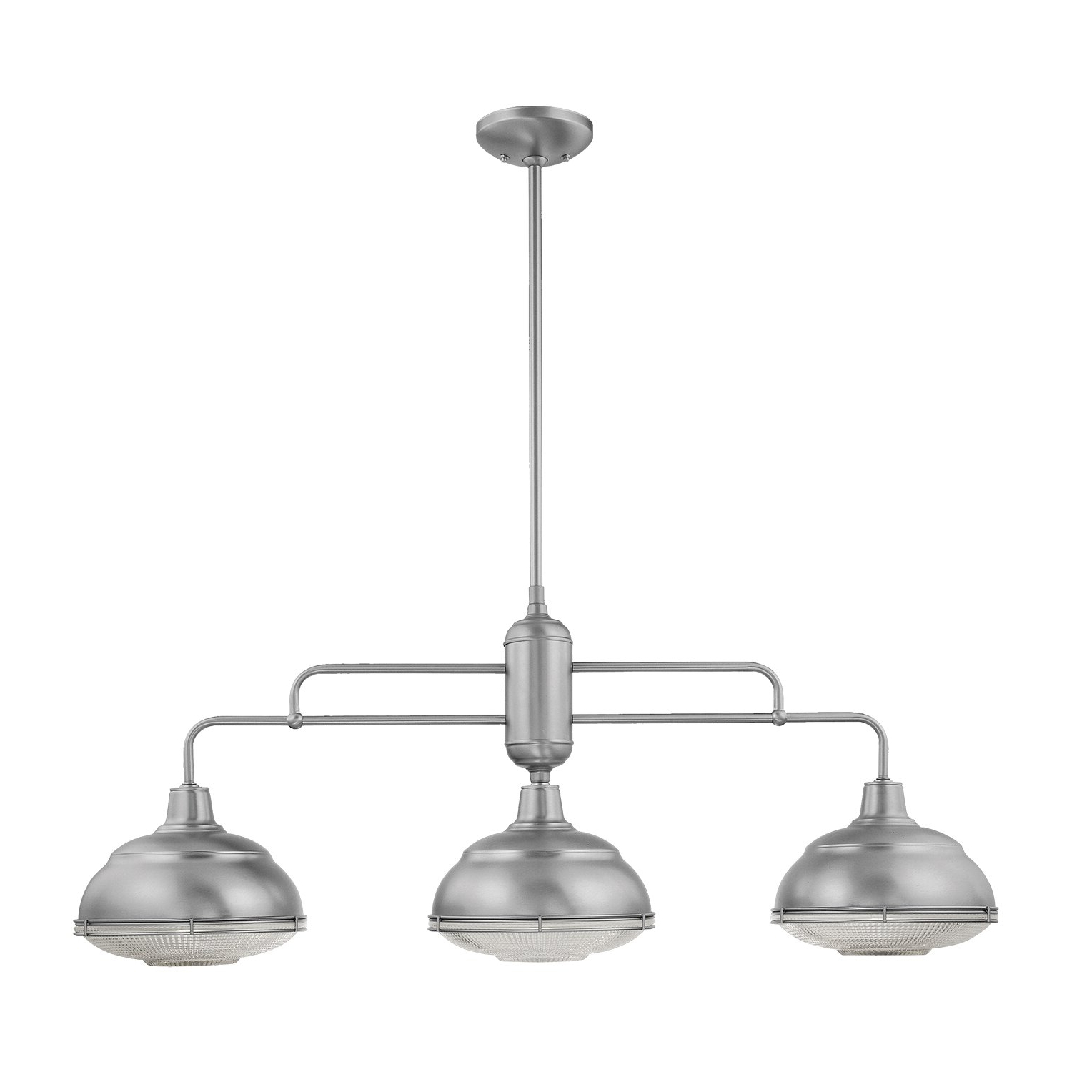 Popular Bruges 3 Light Kitchen Island Dome Pendant With Fredela 3 Light Kitchen Island Pendants (Gallery 18 of 20)