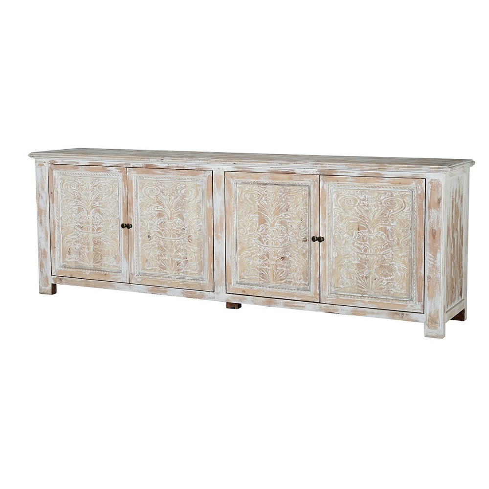 Popular Courtney 4 Door Sideboard With Solana Sideboards (Gallery 8 of 20)