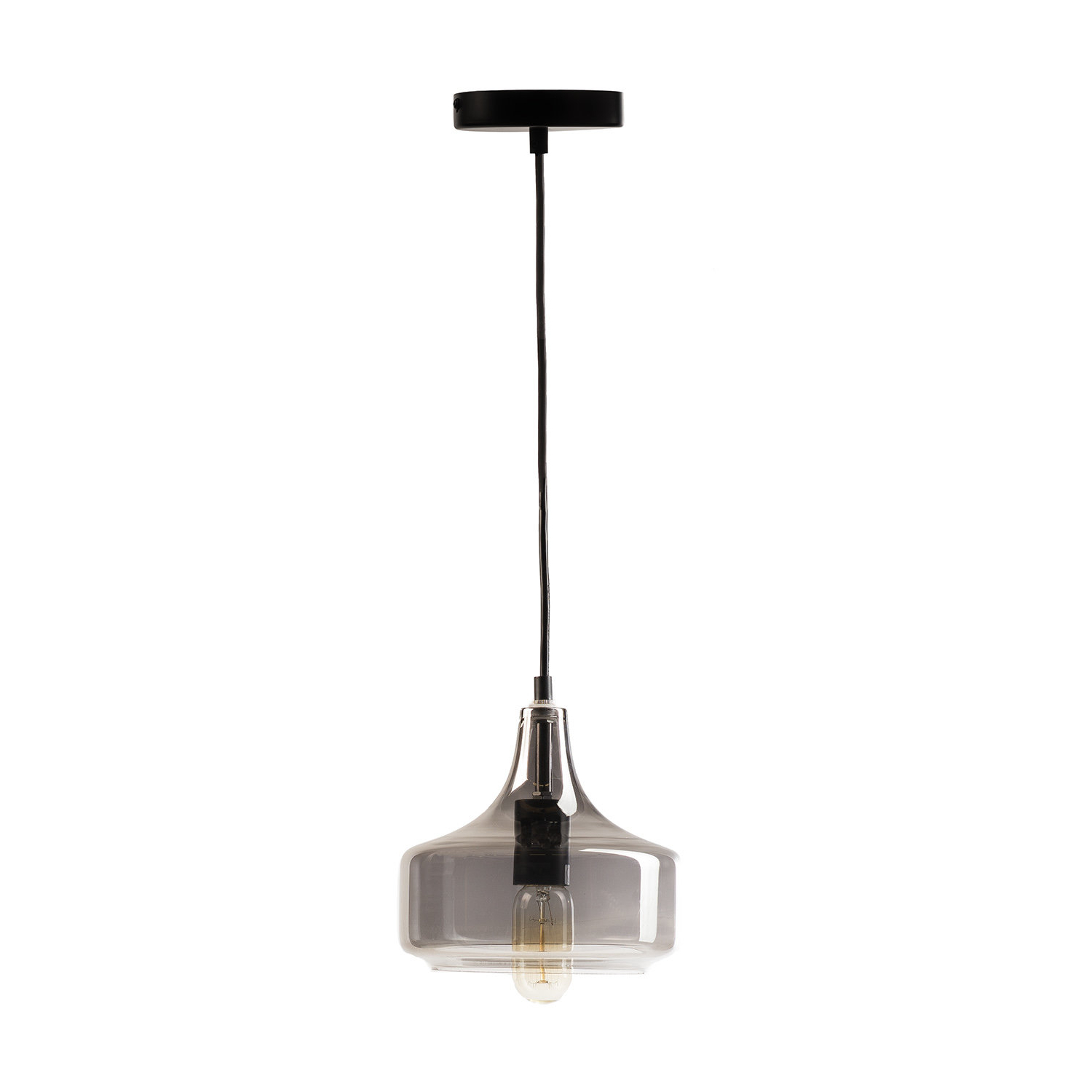 Popular Didomenico Vintage 1 Light Single Bell Pendant For Roslindale 1 Light Single Bell Pendants (Gallery 13 of 20)