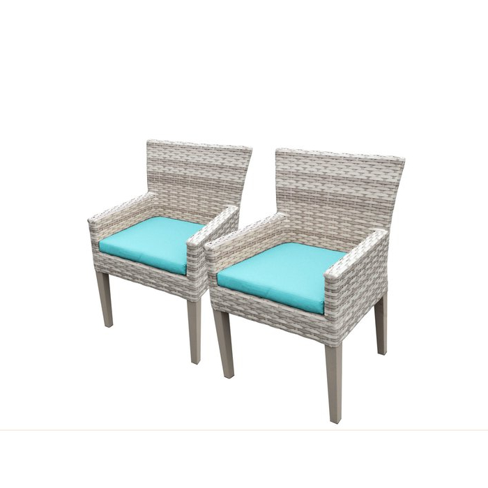Popular Falmouth Patio Sofas With Cushions With Regard To Falmouth Patio Dining Chair With Cushion (Gallery 20 of 20)