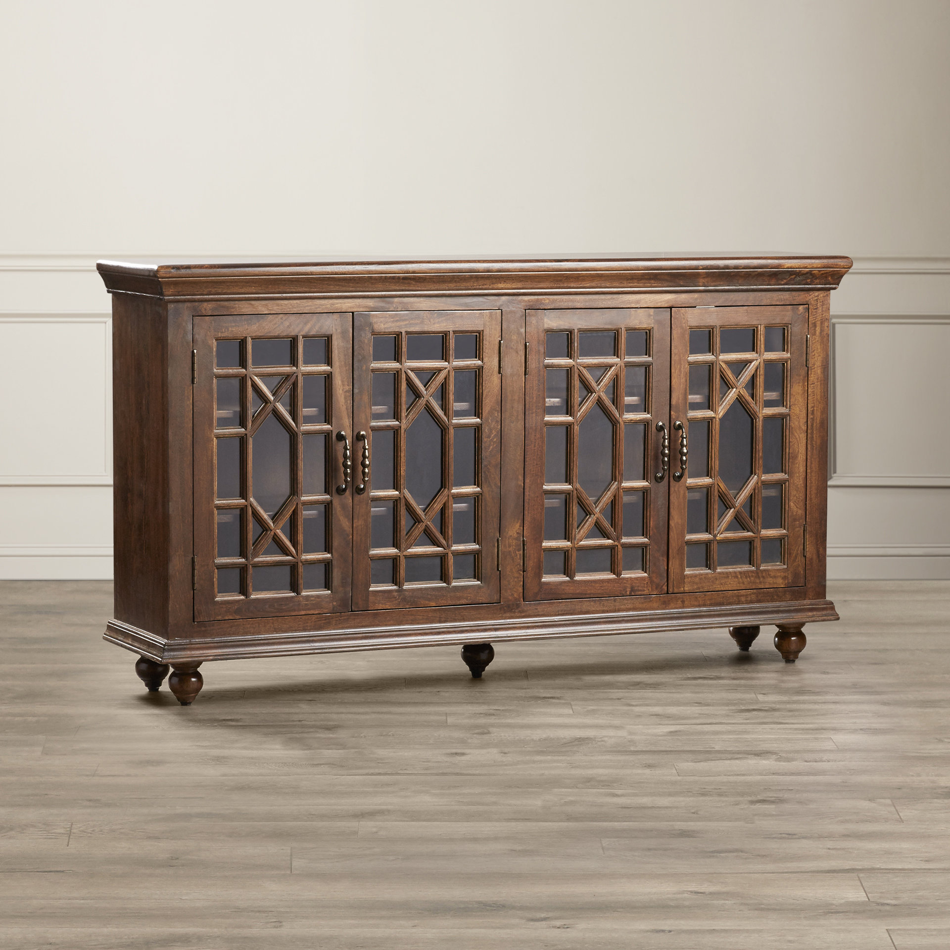 Popular Farmhouse & Rustic Darby Home Co Sideboards & Buffets Within Phyllis Sideboards (View 14 of 20)