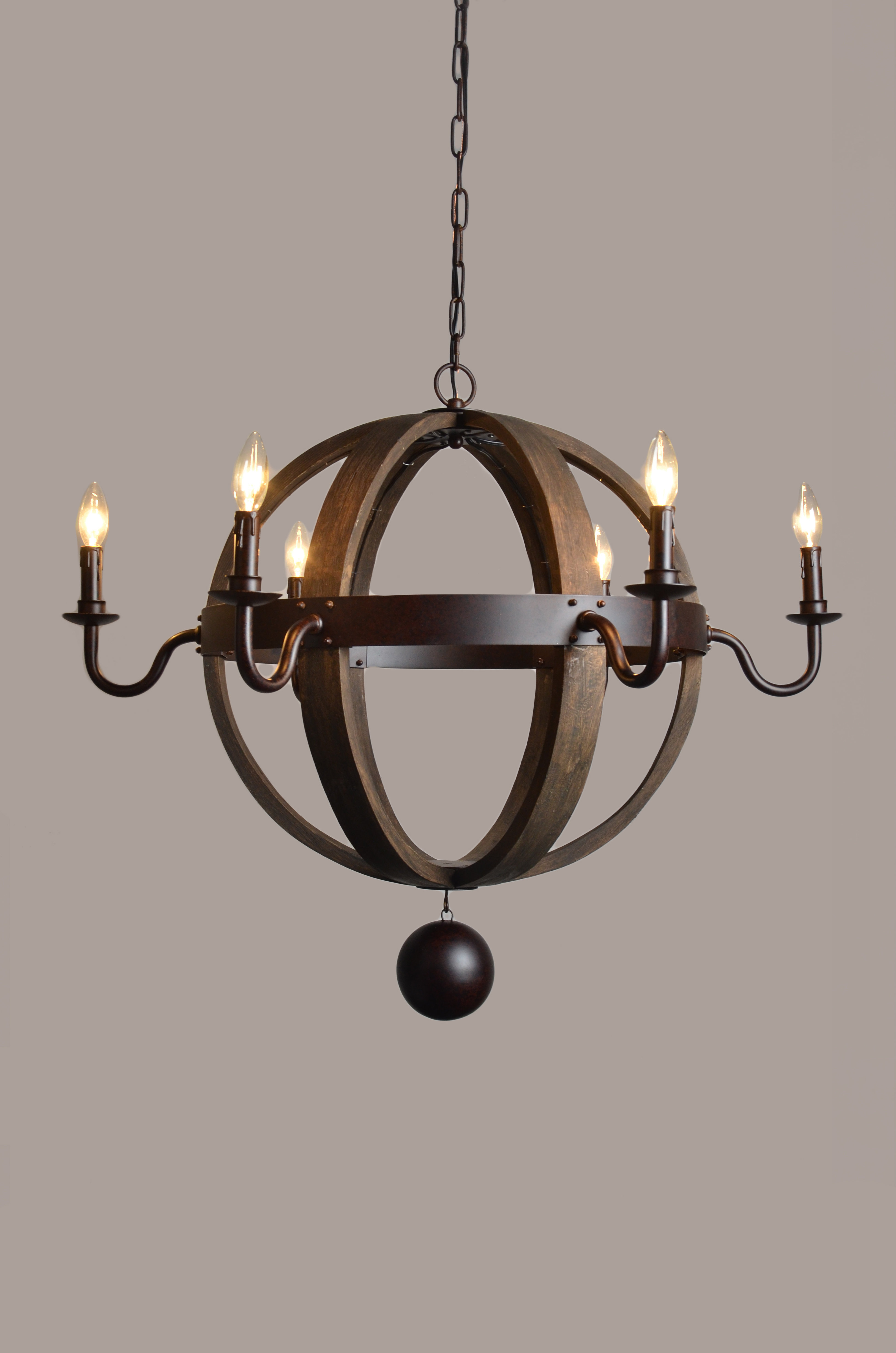 Popular Gracie Oaks Clairville 5 Light Chandelier (View 7 of 20)