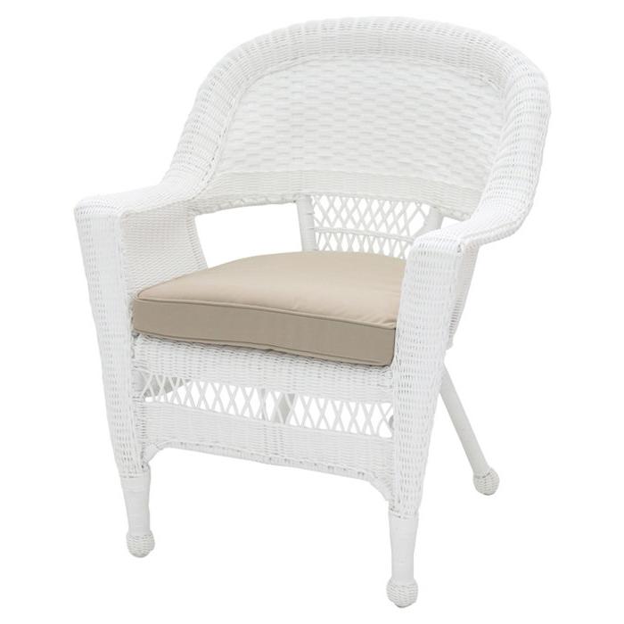 Popular Karan And Wicker Lane Chair Inside Karan Wicker Patio Loveseats (View 11 of 20)