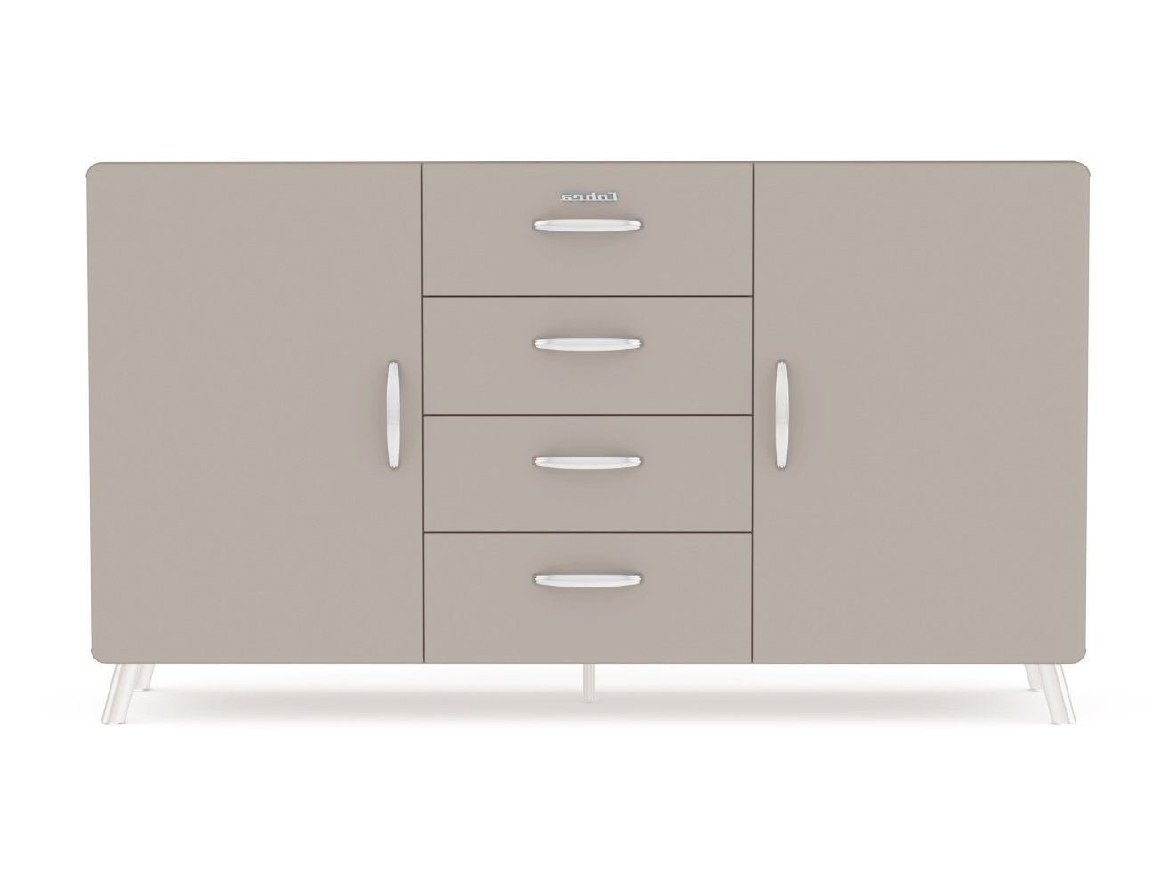 Popular Malibu 2 Door 4 Drawer Sideboards With Regard To Cobra 2 Door 4 Drawer Sideboard (Gallery 9 of 20)