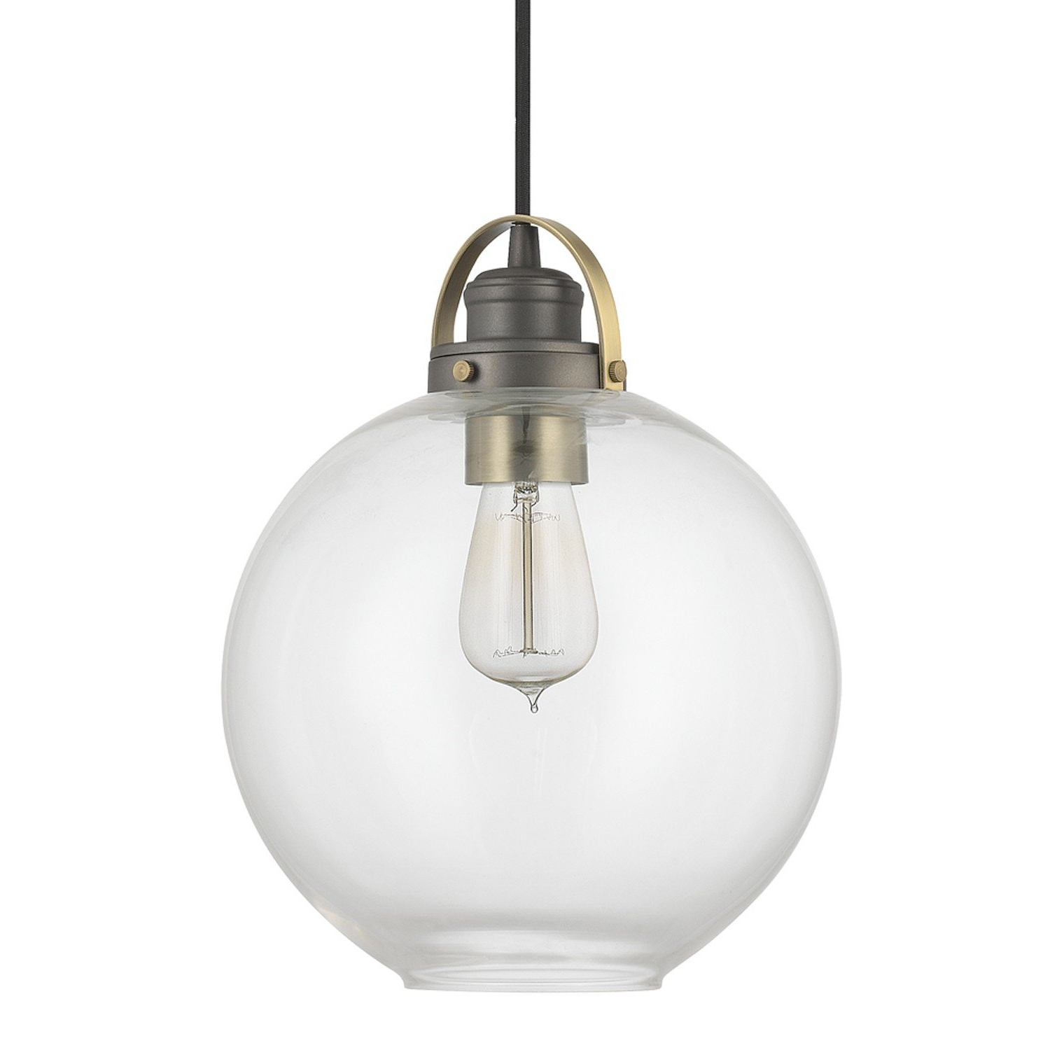 Popular Oldbury 1 Light Single Cylinder Pendants Pertaining To Andover Mills Betsy 1 Light Single Globe Pendant (View 15 of 20)